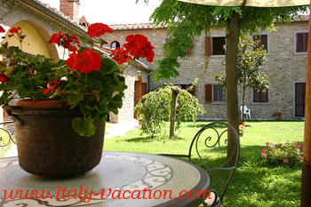 Az.Borgo Cortona  Italy vacation Agriturismo Farm Vacation House & Motorhome , Toscana