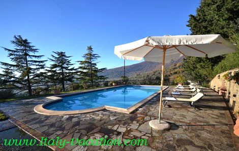 Italy vacation Holiday  house Cedro  ,Tuscany & Umbria