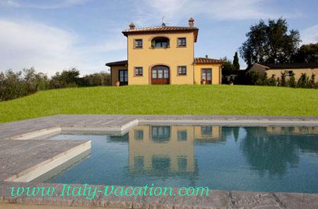 La Rosa di Barbara - Casa Stella Toscana  www.Italy-Vacation.com