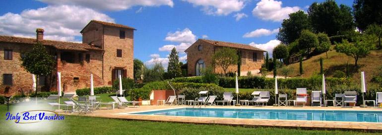 italy-vacation - Casel vacanze near Luca e Pisa