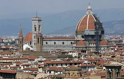 Italy vacation - Firenze