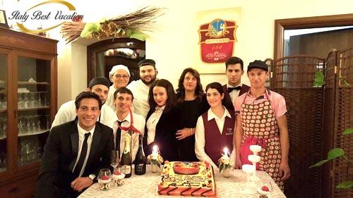 Az.  francesca House    The Family