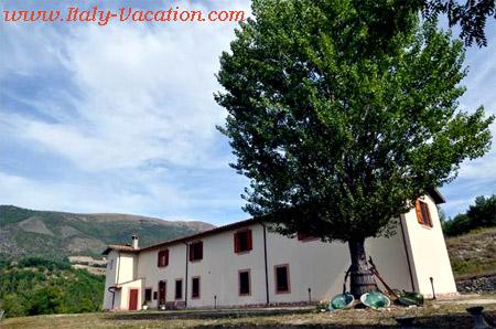 Casolare Salsinger – Umbria