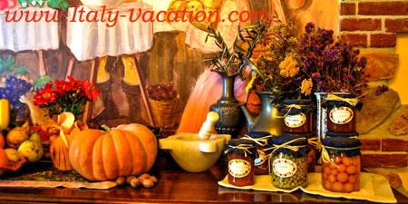 Agerola farm-vacanze   house prodotti  tipici