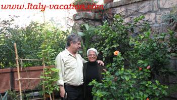 Italy-Vacation-Carmela's B&B   m. Sorrento