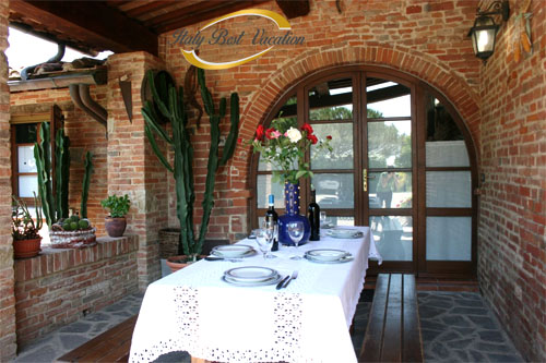 Agri Antico Molin - Avena porch