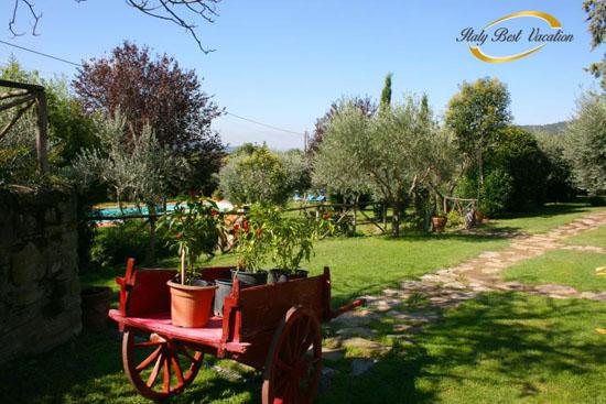 Maesto Cortona - Italy Vacation Agriturismo vacation house