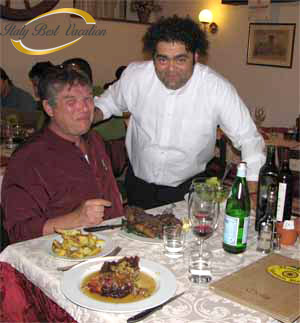 with Cheff  Massimo - Merciano