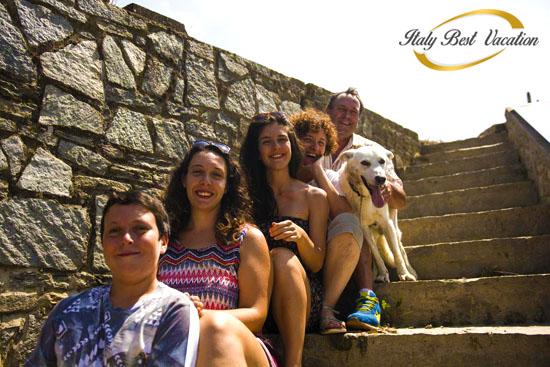 Italy-Vacation  -  Agri. Musia Farmhouse B&B piemonte