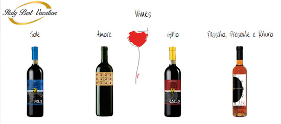 Italy-Vacation ,   Agri Canta Toscana  wines