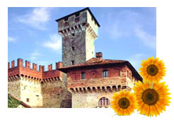 Aizenman's special - places & People - The Pinielli Castello
