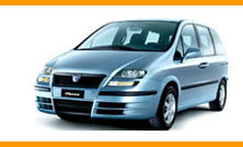 Italy  Best Vacation -  Rent A Car Fiat ulysee 7 pax  Best Offer   Guranteed