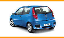 Italy  Best Vacation -  Rent A Car Fiat Punto  Best Offer   Guranteed