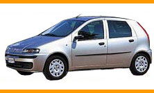 Italy  Best Vacation -  Rent A Car  Fiat Punto 4 Best Offer   Guranteed