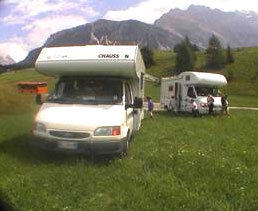 Italy-Vacation  Motorhome - Milano ,Your best Vacation to Italy . info , tips for your RV holiday caravan
